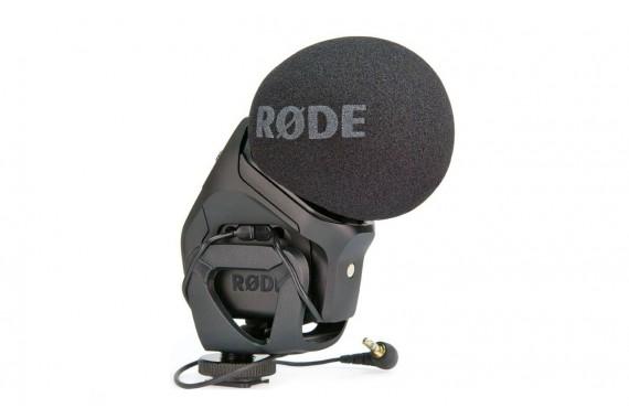 Микрофон-пушка Rode Stereo VideoMic Pro