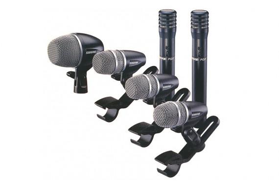Микрофонный комплект Shure PGDMK6