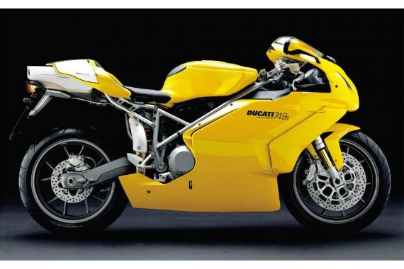 Мотоцикл Ducati 749s