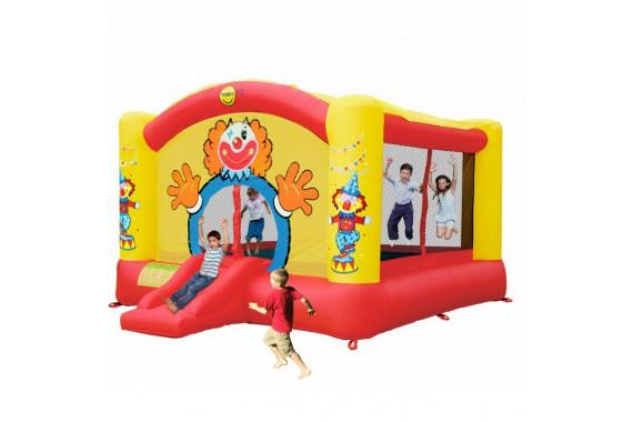 Надувной батут «Мега Клоун»