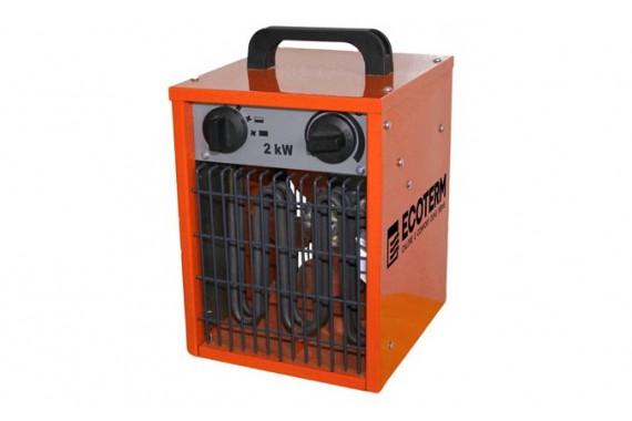 Нагреватель воздуха электрический Ecoterm EHC-02/1A