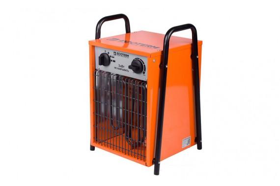 Нагреватель воздуха электрический Ecoterm EHC-03/1B