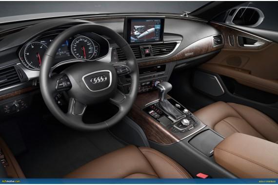 Audi А6 С7.