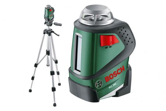 Нивелир лазерный Bosch PLL 360 Set