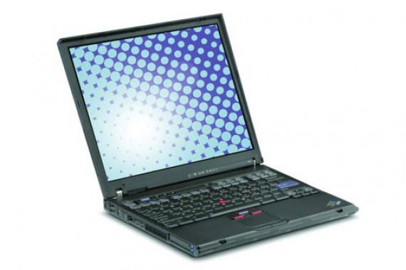 Ноутбук на базе PII