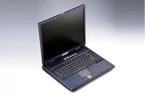 Ноутбук на базе PIV