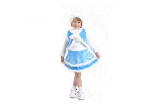Новогодний костюм «Снегурочка-внучка»