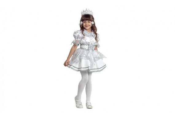 Новогодний костюм «Снежинка-1″