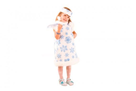 Новогодний костюм «Снежинка-2″