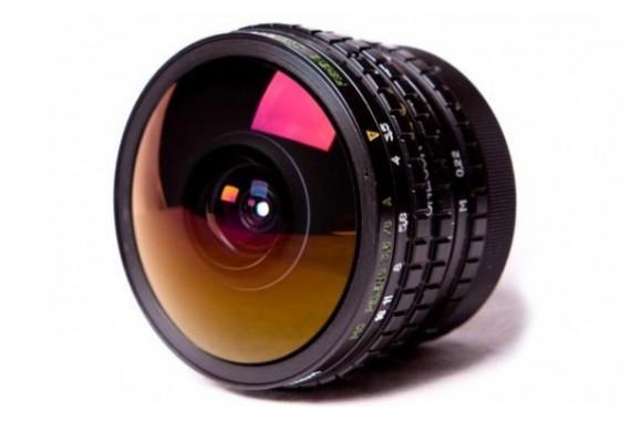 Объектив Belomo EWP Fisheye Lens MC 3.5/8A