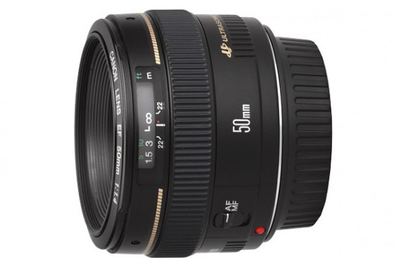 Объектив Canon 50 mm f/1.4 USM
