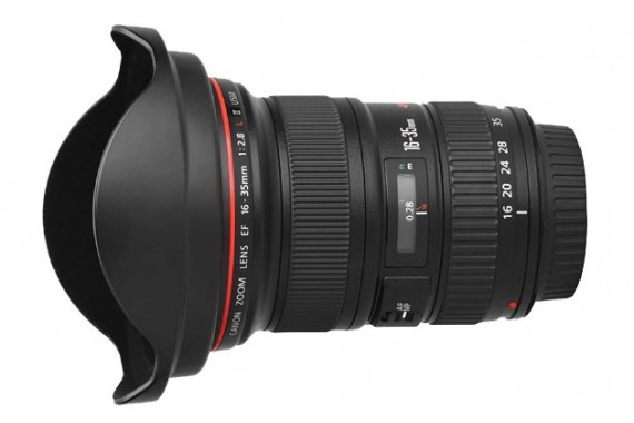 Объектив Canon EF 16-35mm f/2,8L II USM