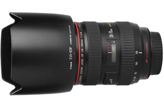 Объектив Canon EF 24-70 mm f/2,8L USM
