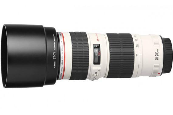 Объектив Canon EF 70-200 mm f/4L USM