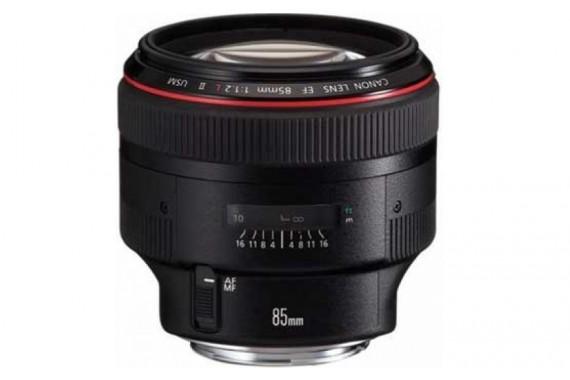 Объектив Canon EF 85 mm f/1.2 L II USM