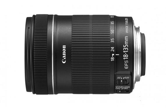 Объектив Canon EF-S 18-135 mm f/3.5-5.6 IS