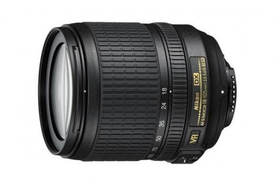 Объектив Nikon 18-105 mm f/3.5-5.6G ED VR AF-S DX Nikkor