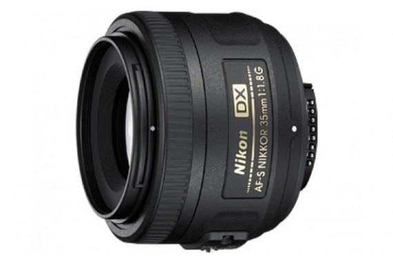 Объектив Nikon 35 mm f/1.8 G AF-S DX Nikkor
