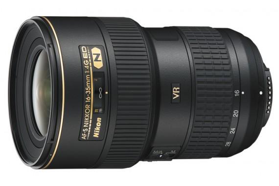 Объектив Nikon AF-S 16-35 mm f/4G ED VR