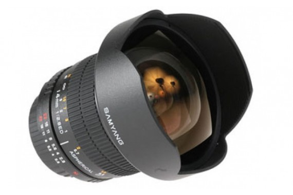 Объектив Samyang 14 mm f/2.8 AS IF UMC для Canon