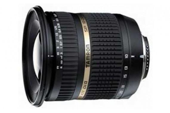 Объектив Tamron 10-24 mm f/3.5-4.5 Di II для Nikon