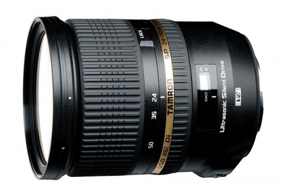 Объектив Tamron 24-70 mm f/2.8 Di VC USD для Nikon