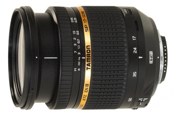 Объектив Tamron AF 17-50 mm f/2.8 XR Di II LD Aspherical (IF) VC