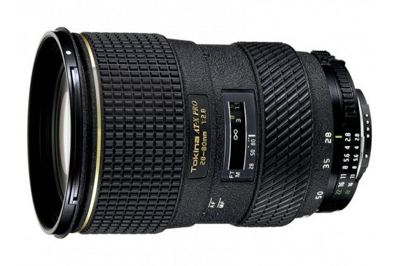 Объектив Tokina AT-X 280 AF PRO AF 28-80 mm f/2.8 для Canon