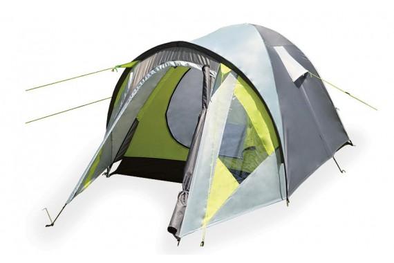 Палатка 2-х местная автоматическая самораскладывающаяся Quechua