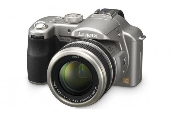 Panasonic Lumix DMC-FZ50 с оптикой LEICA