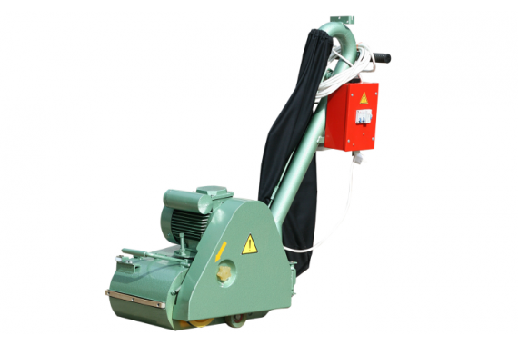 Паркетошлифовальная машина (циклевочная) СО-206.1