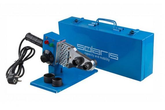Паяльник для полимерных труб Solaris PW-1500