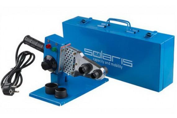 Паяльник Solaris PW-1500 для полимерных труб