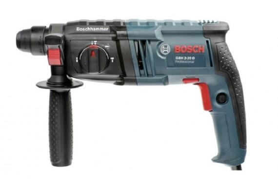 Перфоратор Bosch GBH 2-20 D Доставка