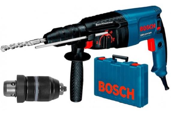 Перфоратор Bosch GBH 2-26 DFR Доставка