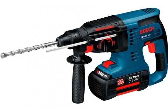 Перфоратор Bosch GBH 36 V-LI Compact