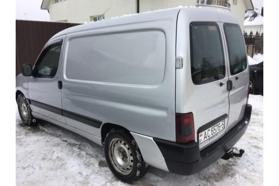 Peugeot Partner длинный кузов , со страховкой КАСКО