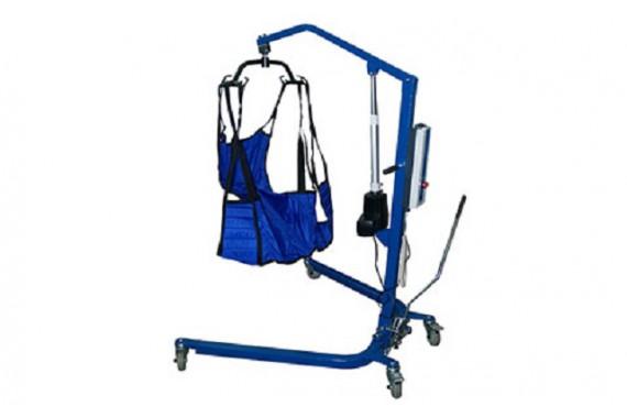 Подъемник с гидроприводом передвижной для инвалидов ИПП-2Г