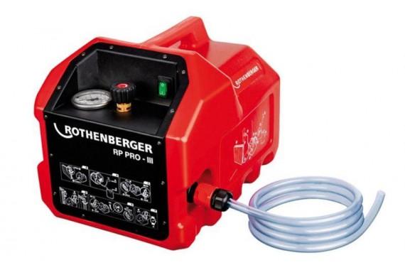 Пресс электрический Rothenberger RP PRO III