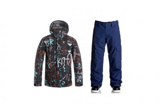 Прокат горнолыжной одежды