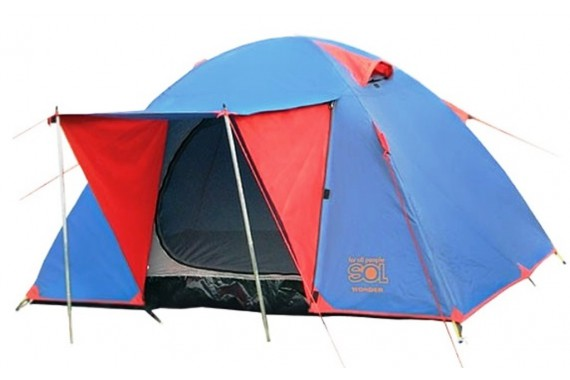 Прокат палаток и туристического инвентаря