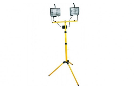 Прожектор LED на стойке