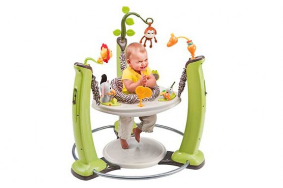 Прыгунки Evenflo ExerSaucer™
