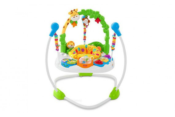Прыгунки Fisher Price Африка DTL57