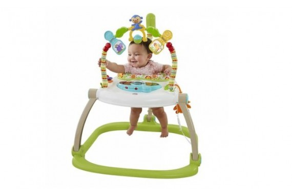 Прыгунки Fisher Price