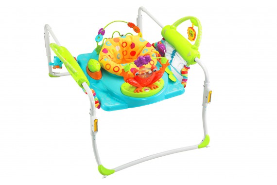 Прыгунки Fisher Price First Steps