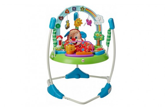 Прыгунки Fisher Price Laugh & Learn Jumperoo
