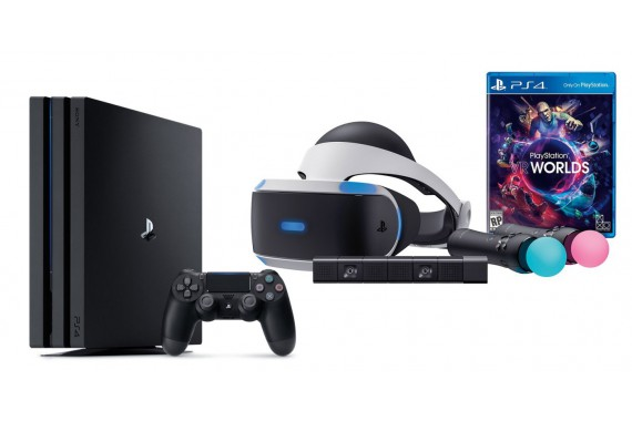 PS4 Gamerpack (PS4+VR)