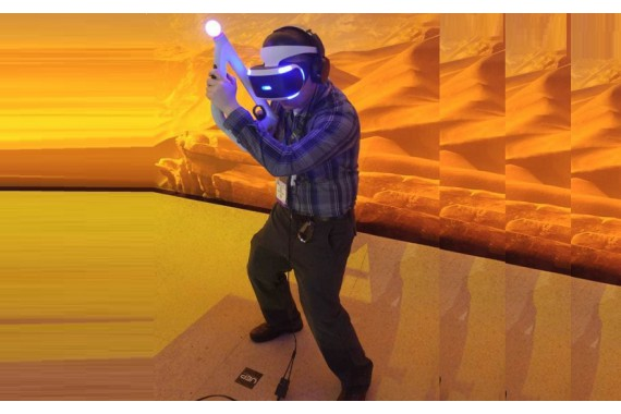 PS4+VR+AIM