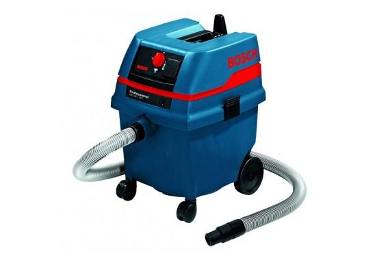 Пылесос Bosch GAS 25 с пылесборником